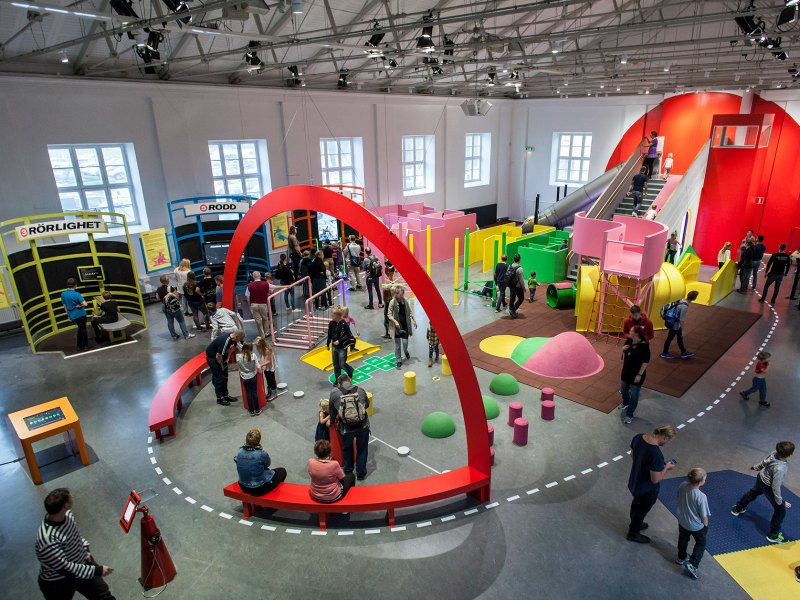 10 Things to do with the kids in Stockholm: MegaMind