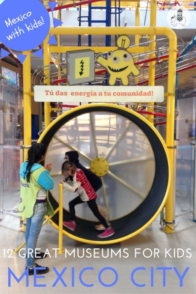 12 Great Museums for Kids in Mexico City