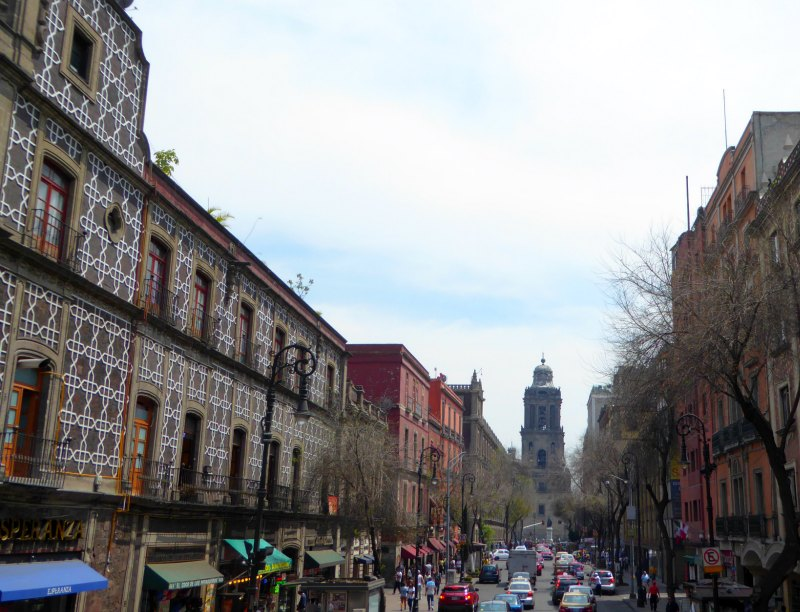 Mexico City with Kids: Touring the capital on the Turibus