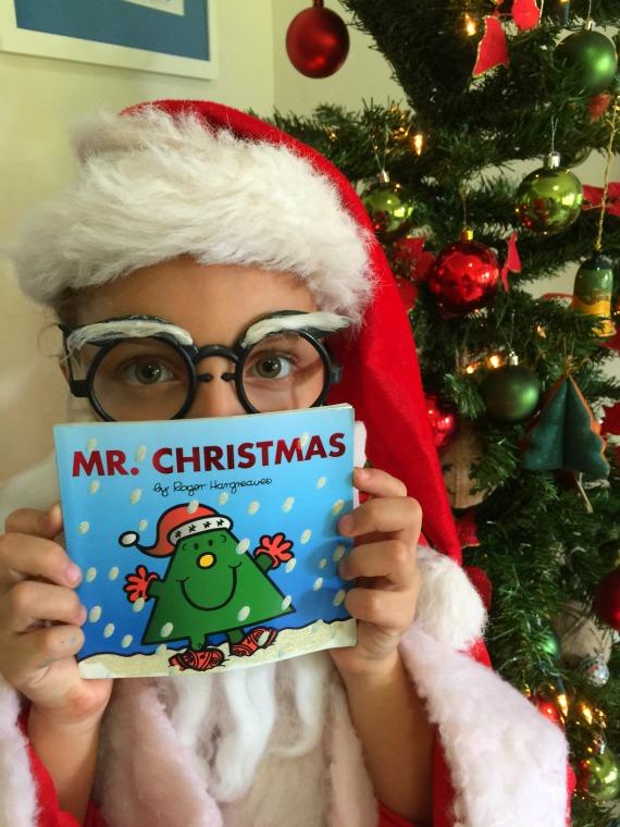 Best Children's Books for Christmas Mr. Christmas by Roger Hargreaves