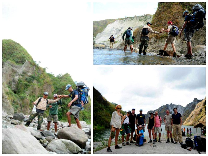 best Day trips from Manila - Hike Mount Pinatubo