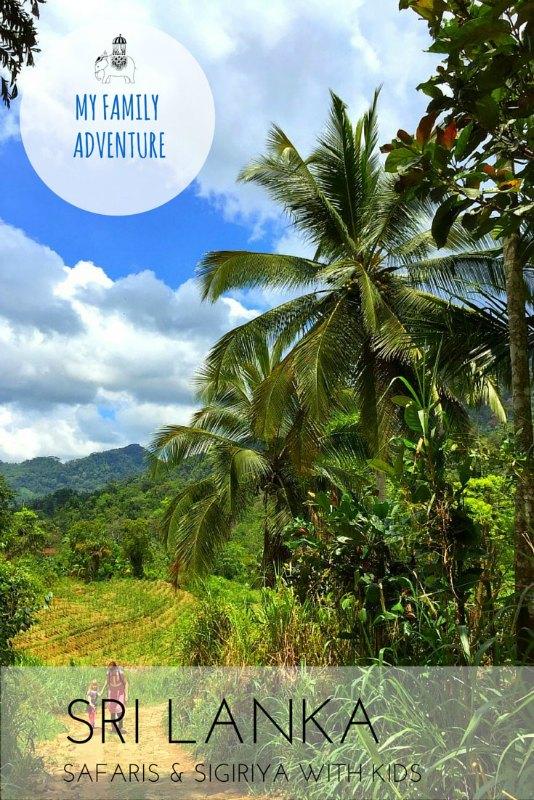 My Family Adventure: Safaris & Sigiriya Sri Lanka