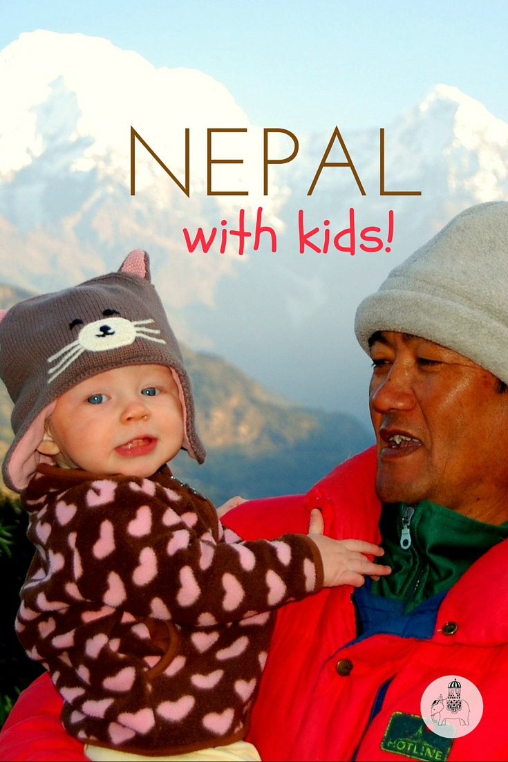 Nepal with Kids: A guide to Nepal for families