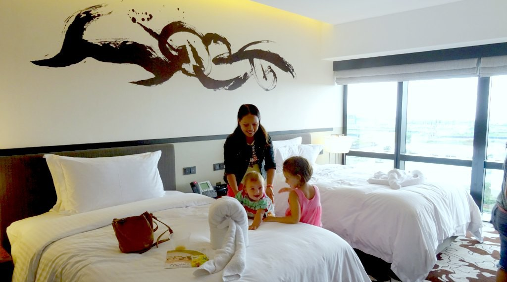 Family Hotel Review: Nobu Hotel, Manila, The Philippines