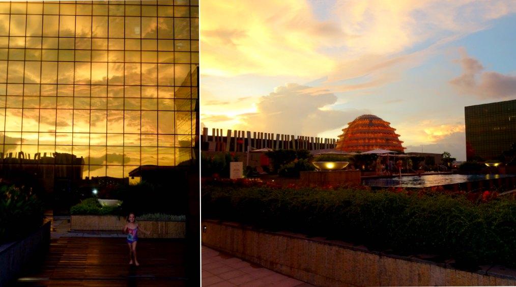 Nobu sunset 2