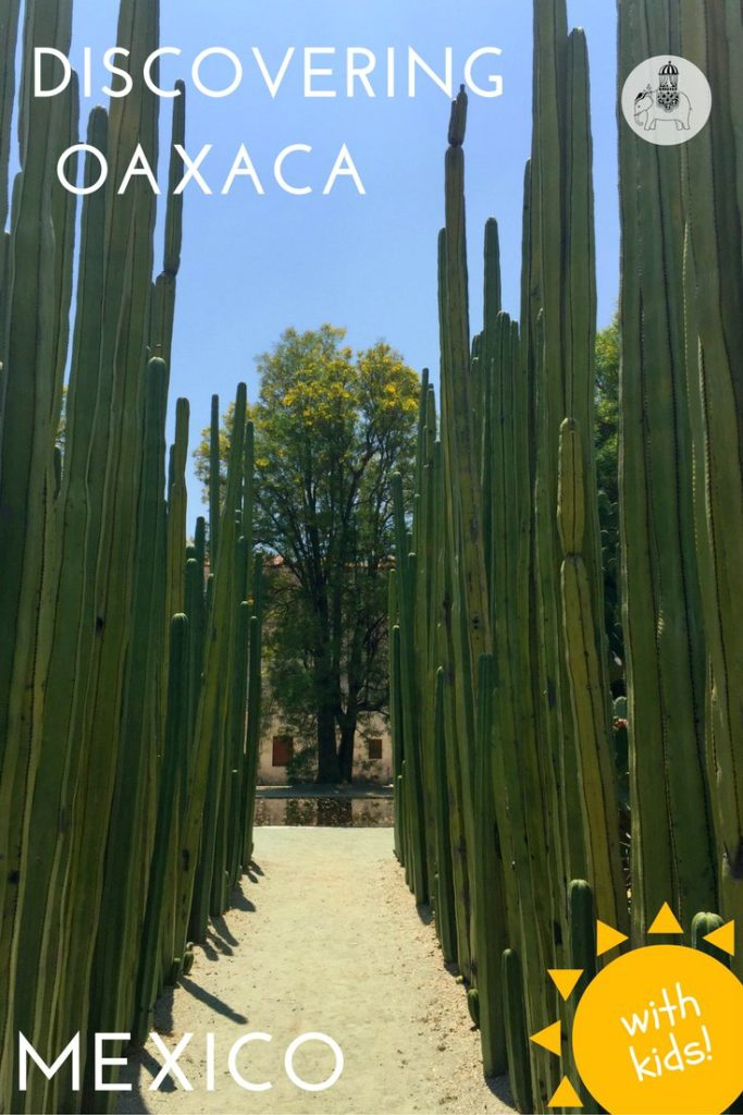 Mexico with Kids: A Guide to Oaxaca