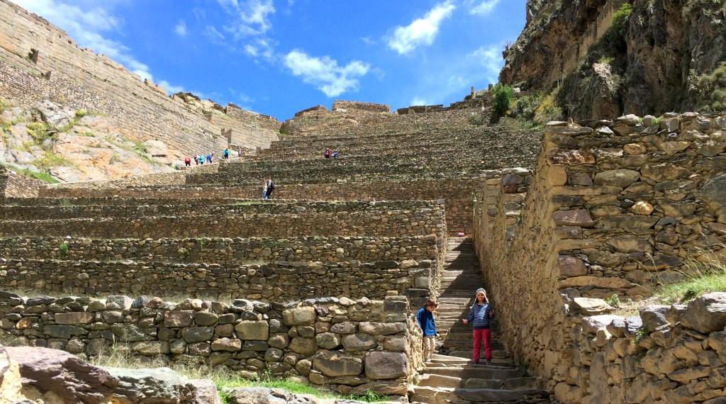 Ollantaytambo, The Sacred Valley, Peru