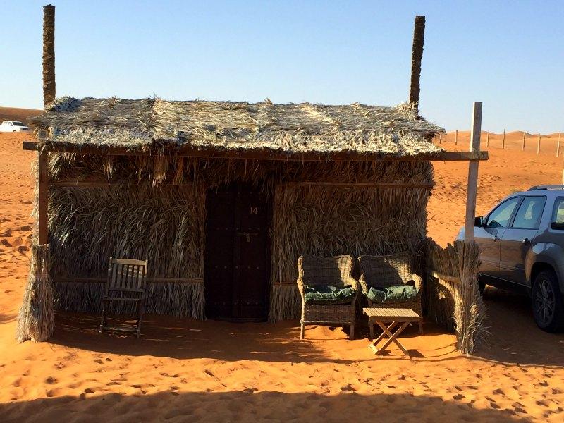 Nomadic Desert Camp, Wahiba Sands desert, Oman