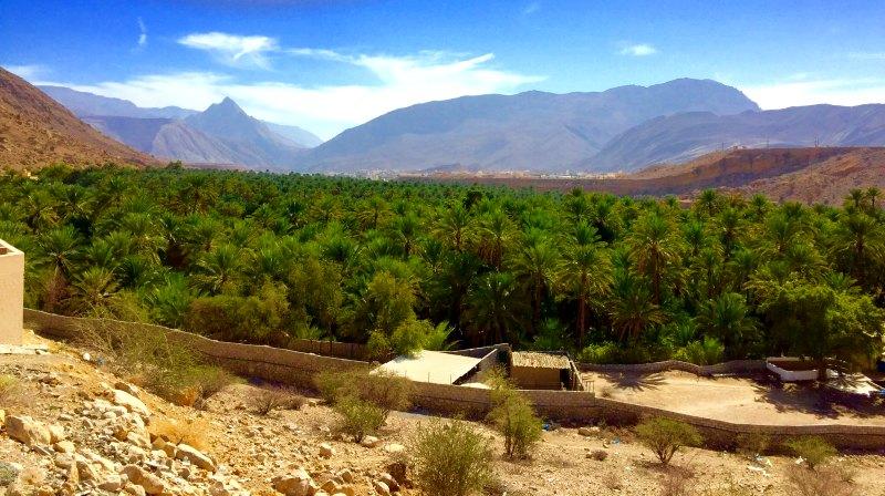 Oman panoramic