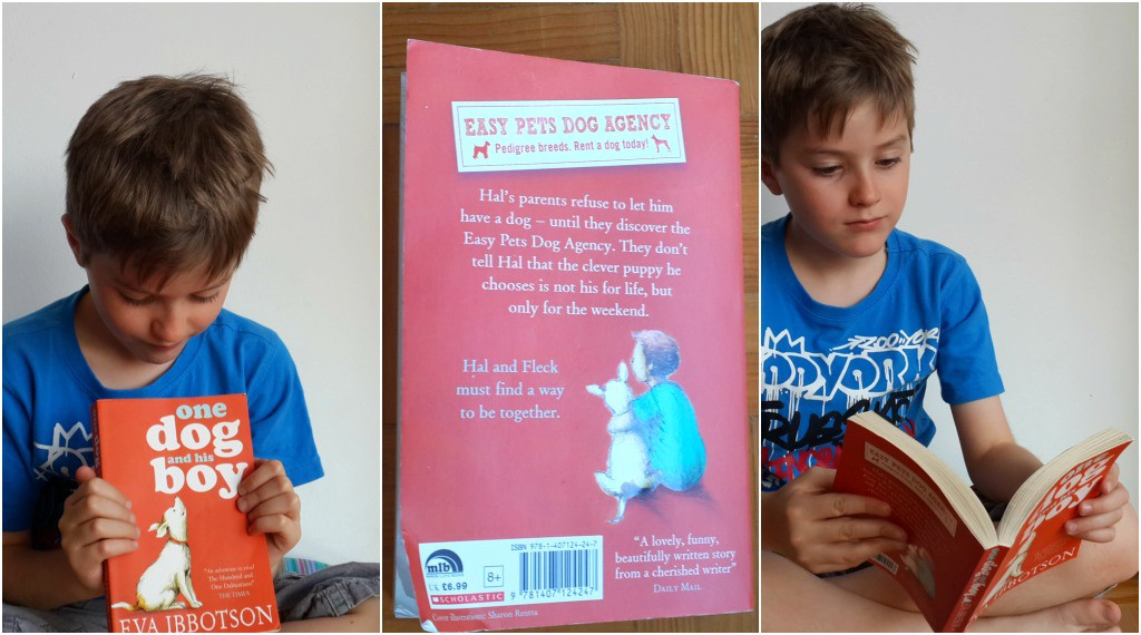 Best Children's Books for Christmas One Dog and His Boy by Eva Ibbotson