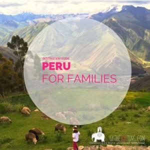 Family Guide to Peru