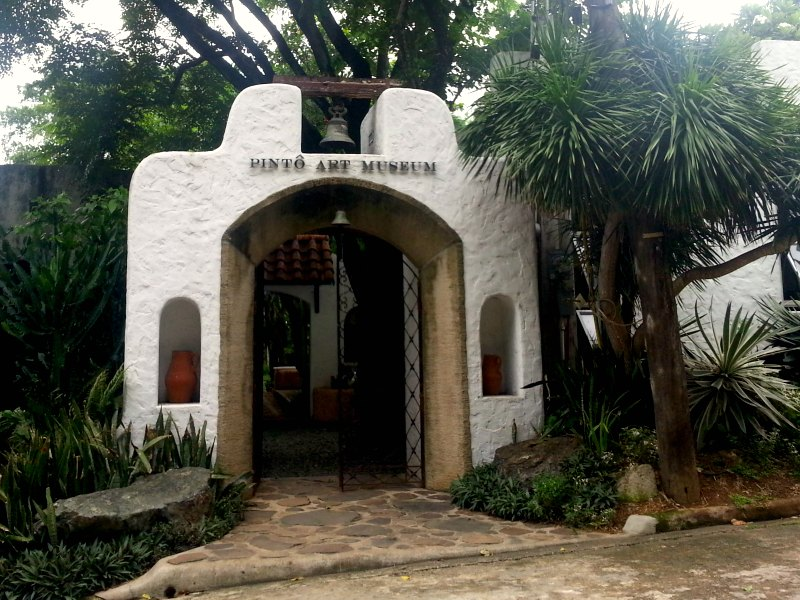Day Trips from Manila: Pinto Art Museum