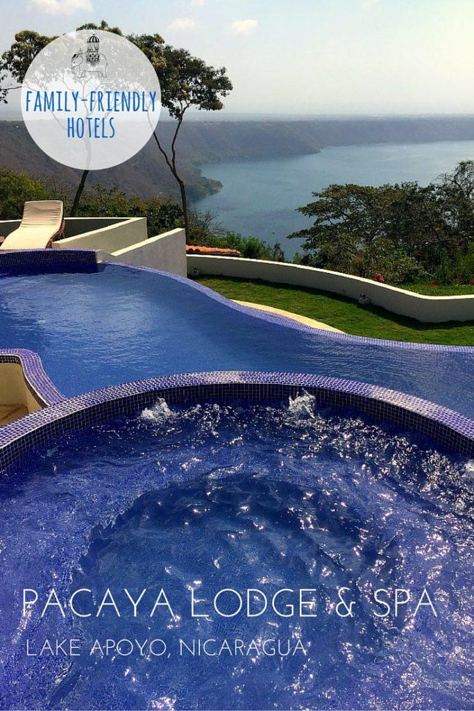 Pacaya Lodge & Spa, Lake Apoyo, Nicaragua. A hotel review for families