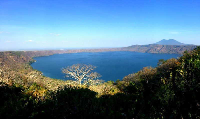 Pacaya Lodge, Laguna de Apoyo, Nicaragua