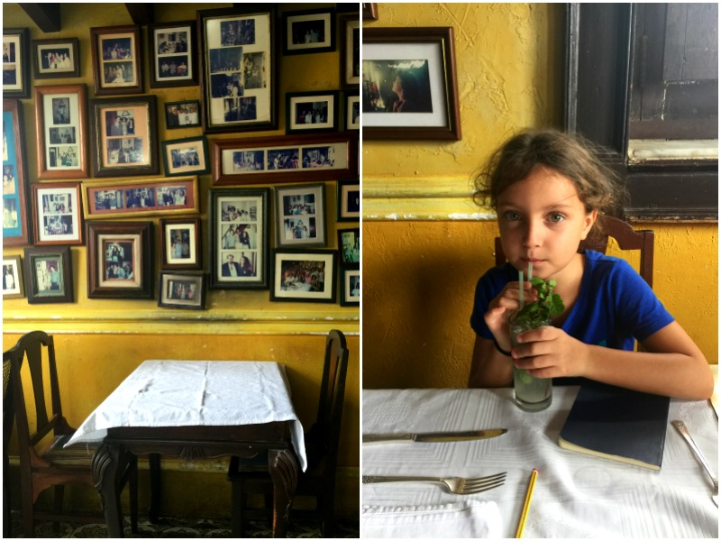 Cuba with Kids: Visiting Havana with Kids Paladar La Guarida