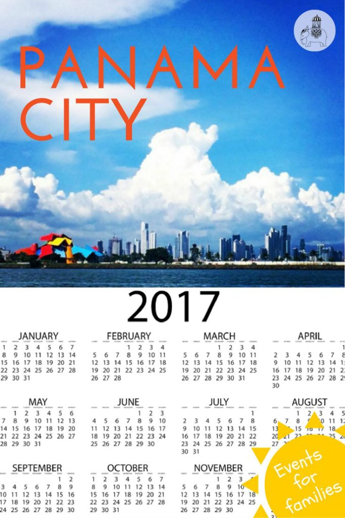 A calendar of family-friendly events in Panama City, Panama