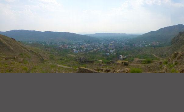 Patan Mahal view