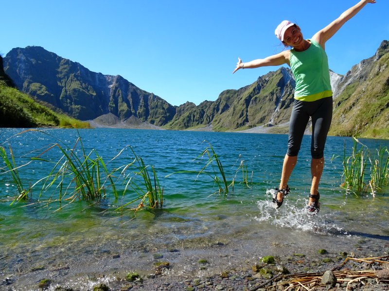 Best day trips from Manila - Mt Pinatubo