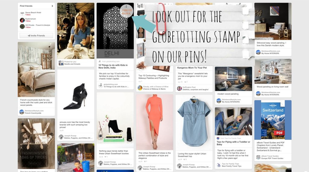 A Pin is an image shared on Pinterest. Often referred to as visual bookmarks each pin you see on Pinterest links back to the website source.