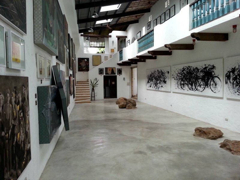Day Trips from Manila Pinto Art Gallery
