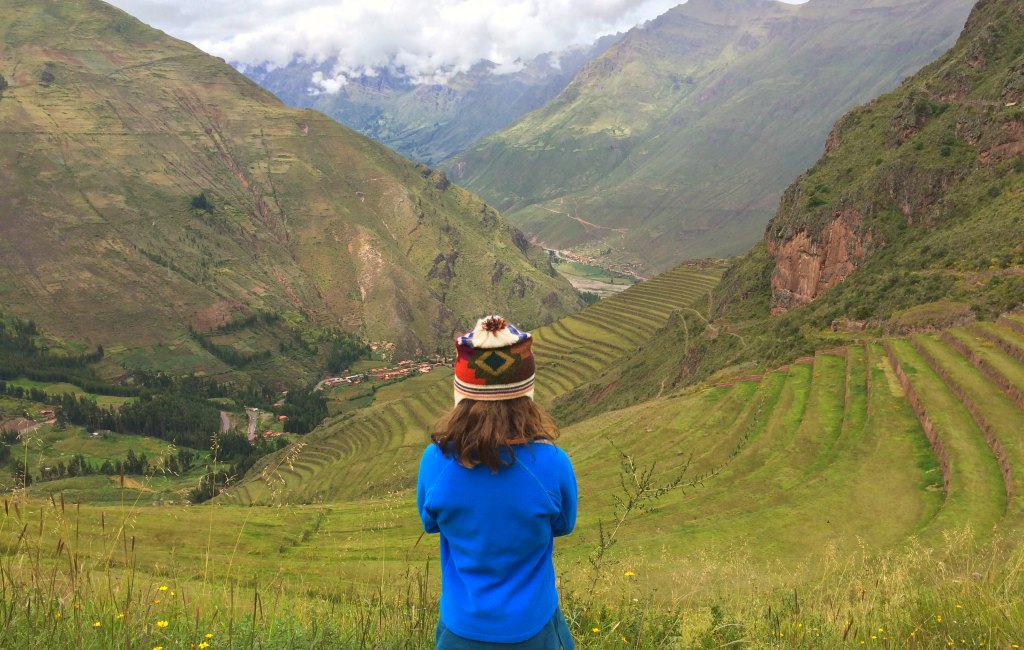 Peru with Kids: Pisac in The Sacred Valley