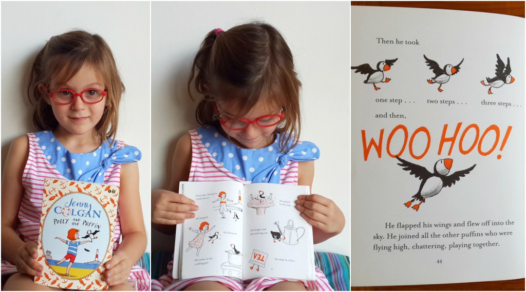 Best Children's Books for Christmas Polly and the Puffin by Jenny Colgan and Thomas Docherty