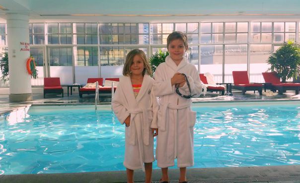 Family Hotel Review: The Fairmont Vancouver