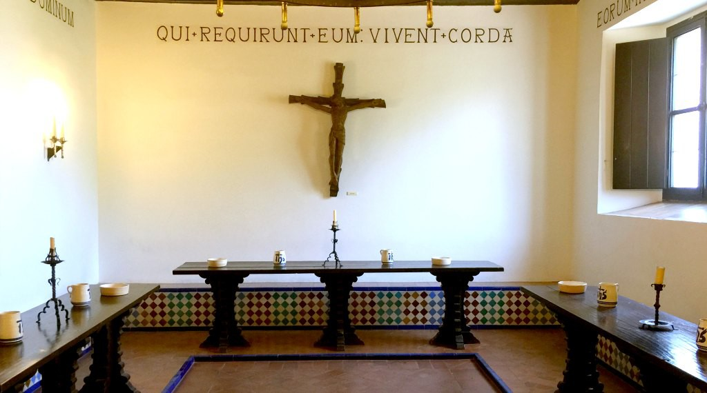 The Refectory in La Rabida