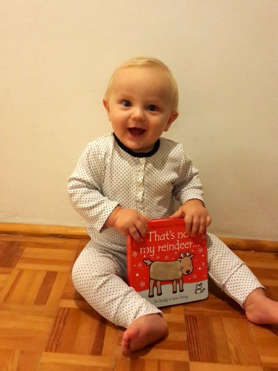 Best Children's Books for Christmas That's Not My Reindeer... by Fiona Watt and Rachel Wells