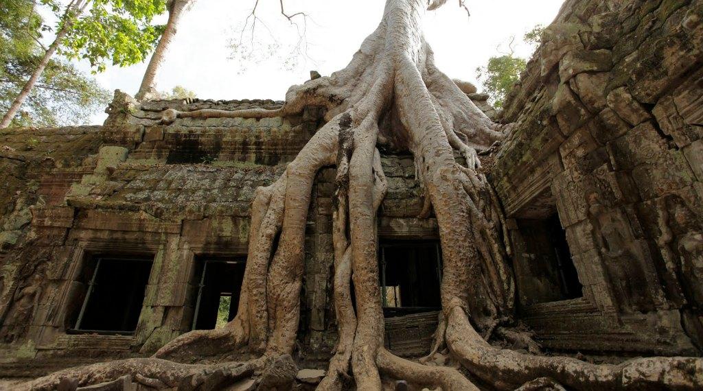 My Family Adventure: Amazing Angkor Wat, Cambodia