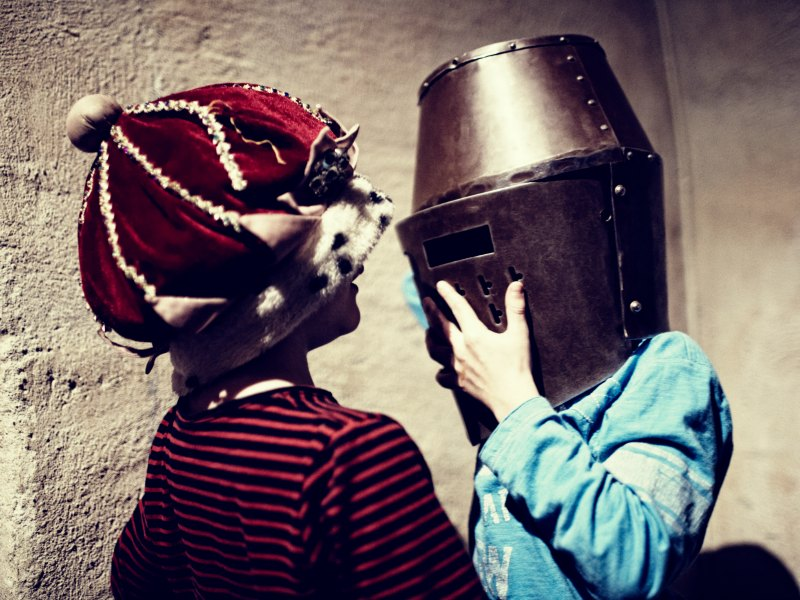 10 Things to do with Kids in Stockholm: The Royal Armoury