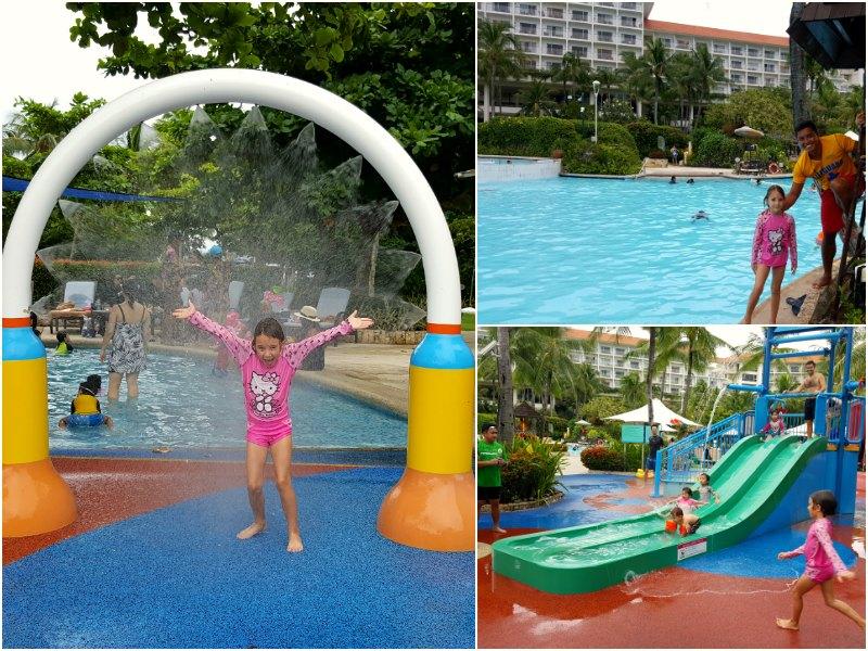 Shagrila Cebu pool
