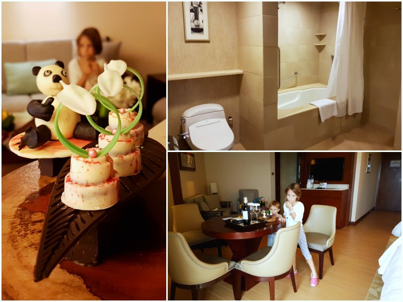 Shagrila Cebu room 2