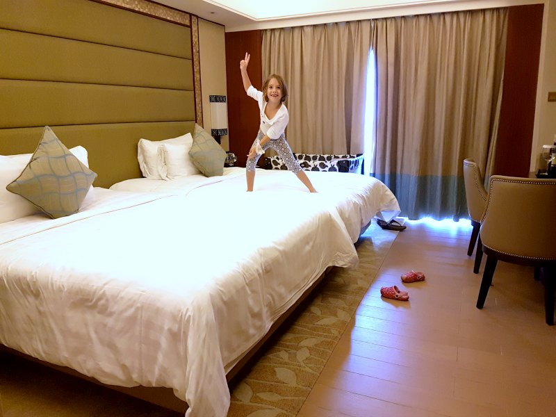 Shagrila Cebu room