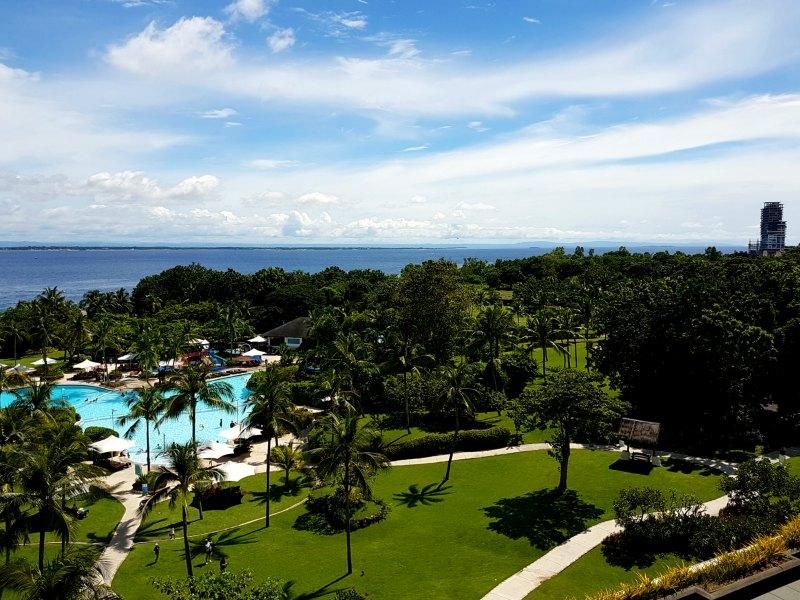 Shagrila Cebu view