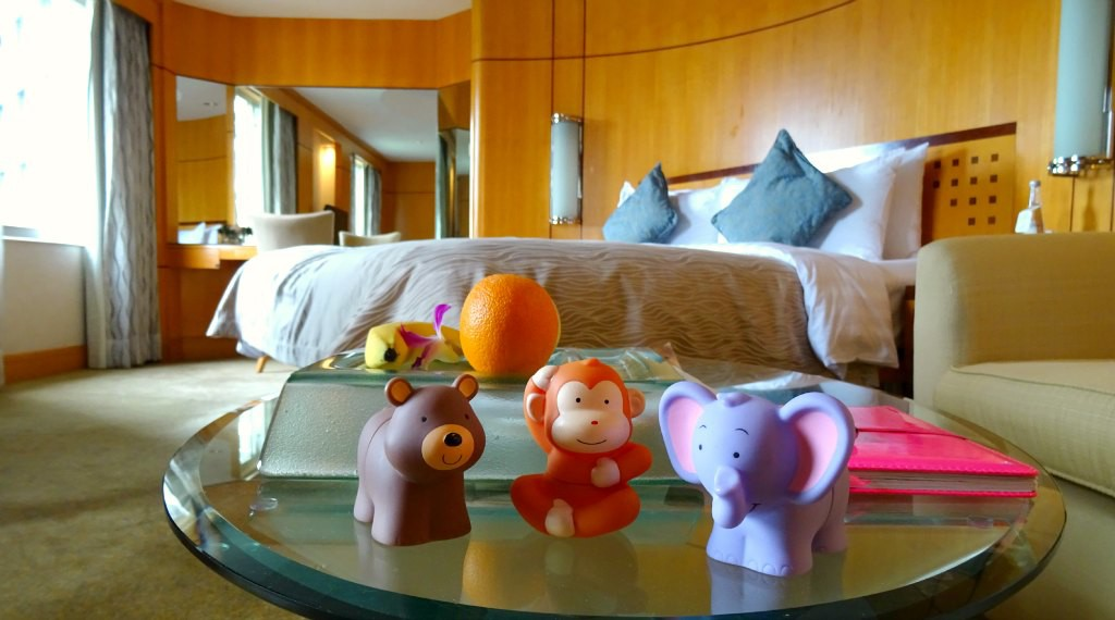 Family Hotel Review: Shangri-La Philippines