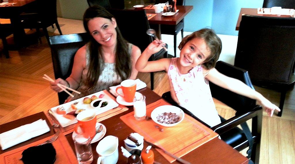 Shangri La Makati Breakfast