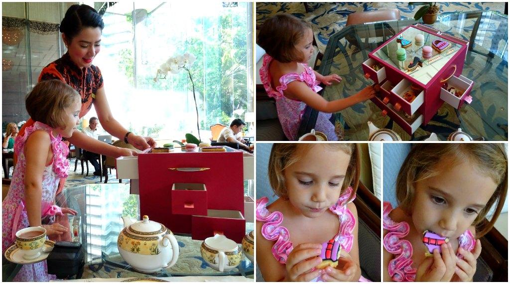Shangri La Makati tea 2