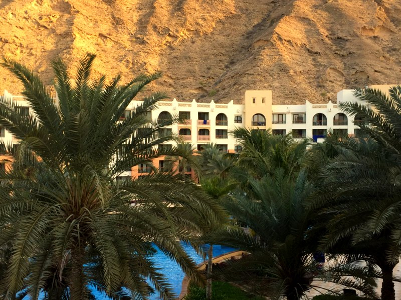 The Shangri-La Barr Al Jissah Resort & Spa, Muscat, Oman