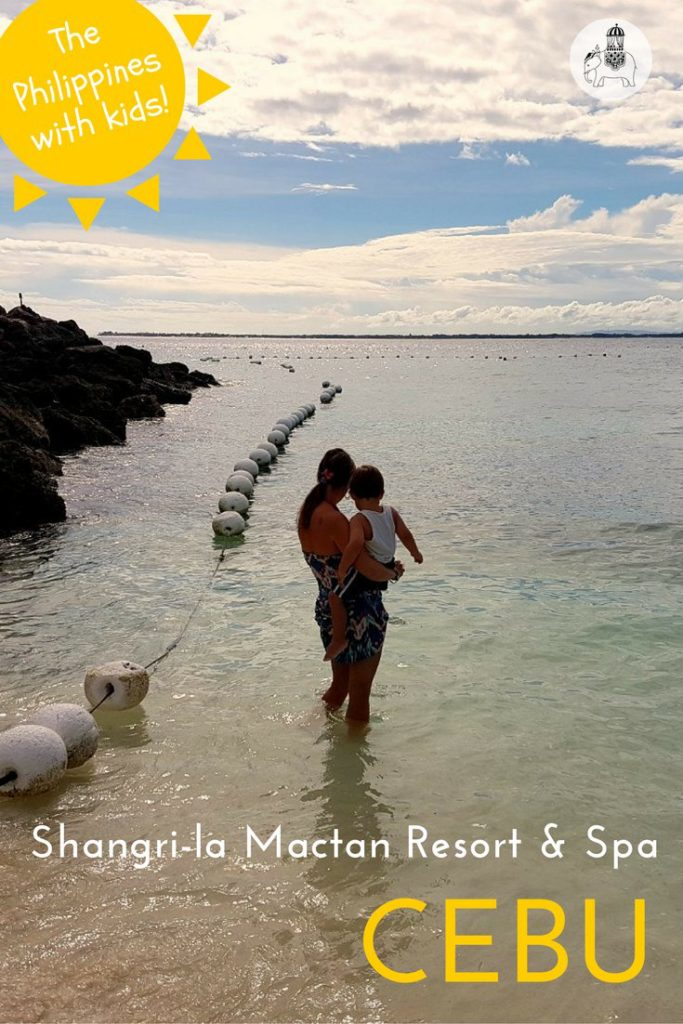 Shangri-la Mactan Resort & Spa Cebu, The Philppines via globetotting