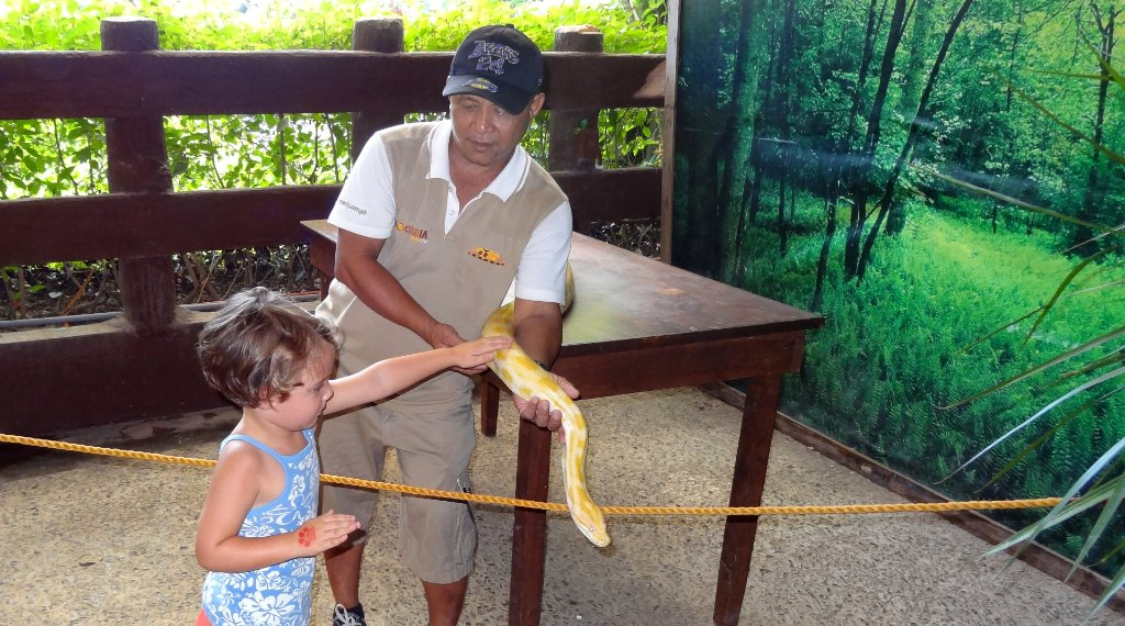 Manila weekend escapes with kids: Subic Bay