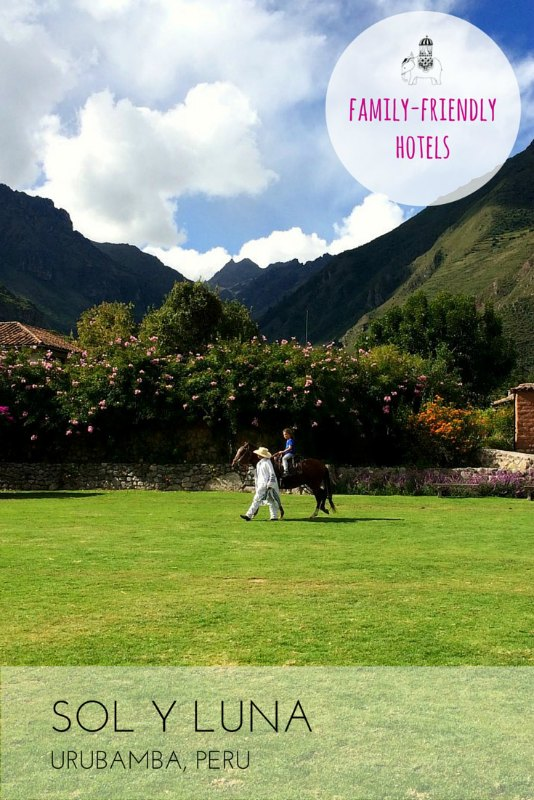 Sol y Luna Lodge & Spa, hotel review for families.
