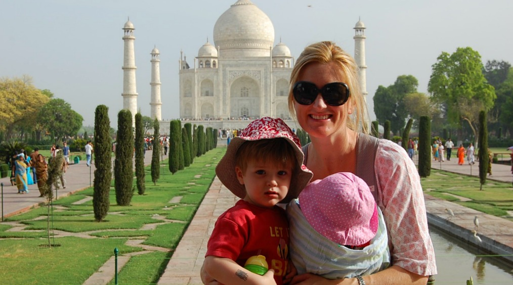 India with Kids