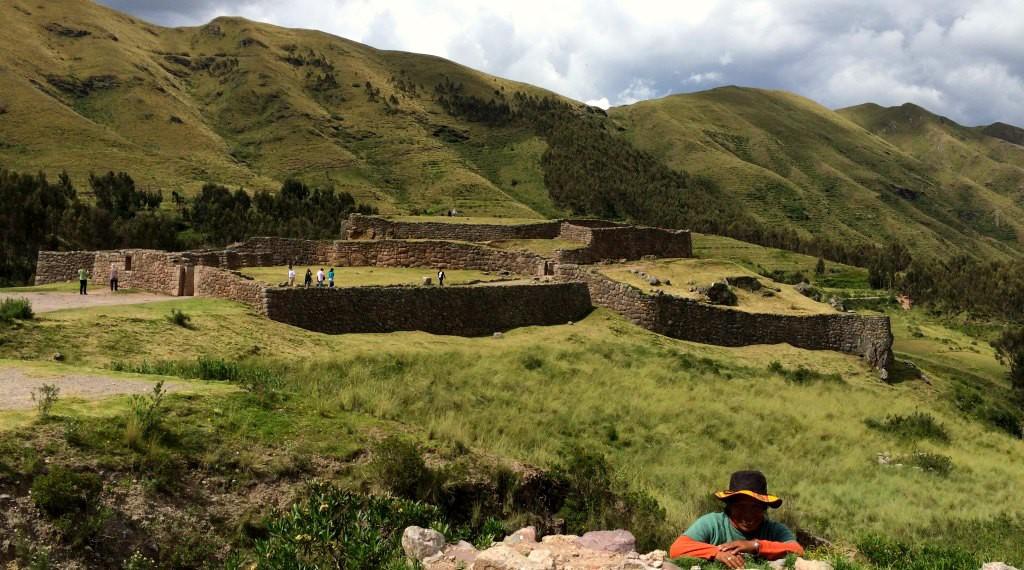 Pucapucara, Cusco, Peru