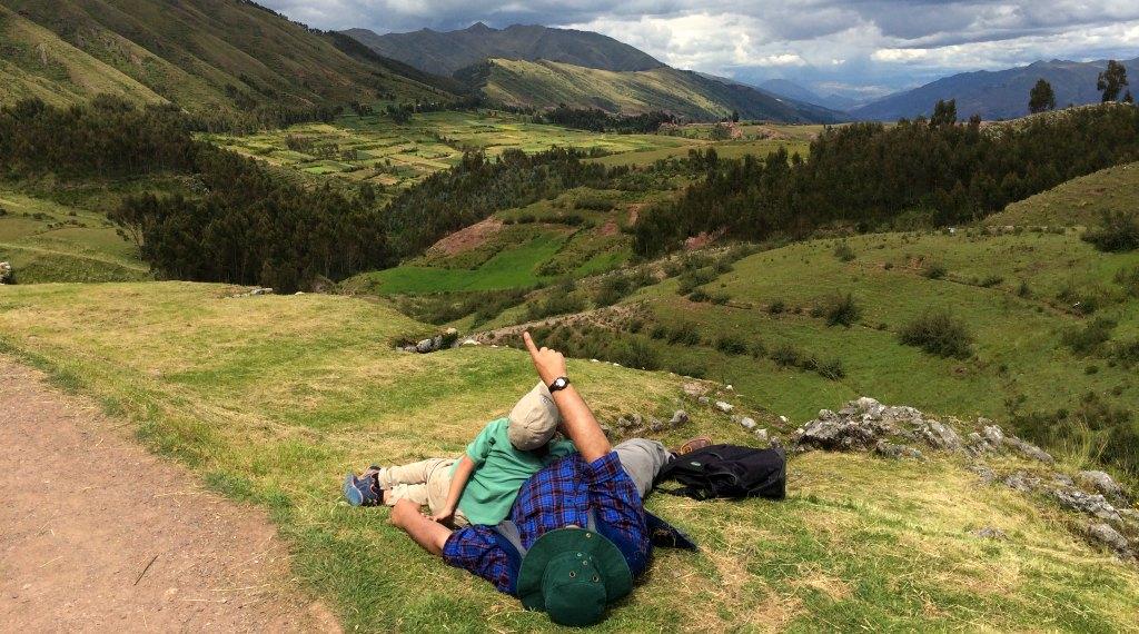 Peru with Kids: Exploring the Inca sites surrounding Cusco
