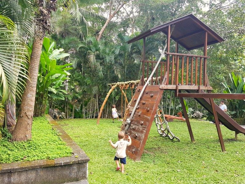 The Farm San Benito playground