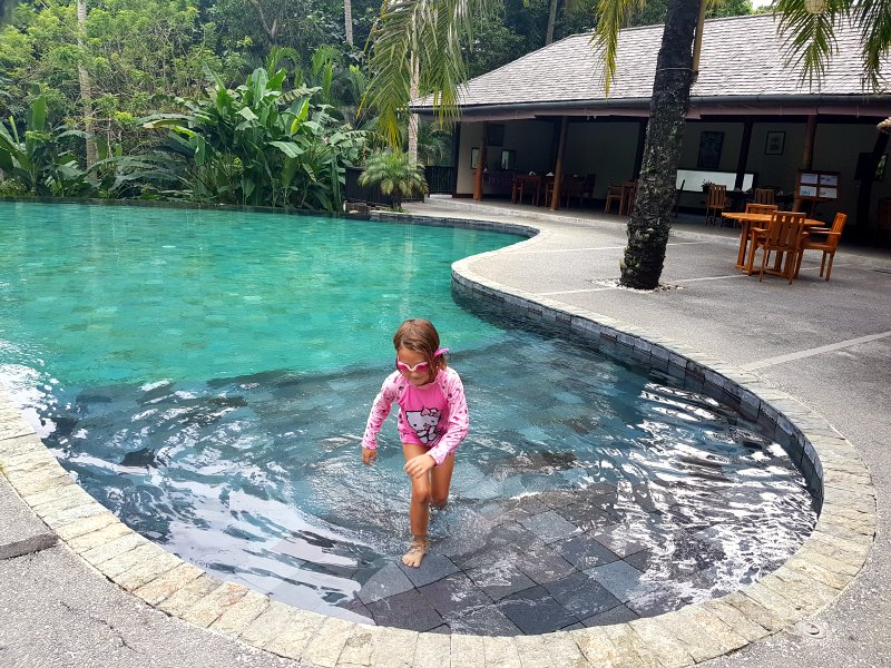 The Farm San Benito pool 2