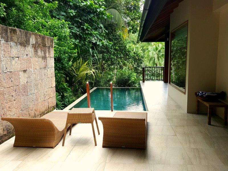 The Farm San Benito pool private