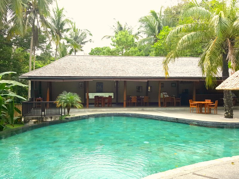 The Farm San Benito pool