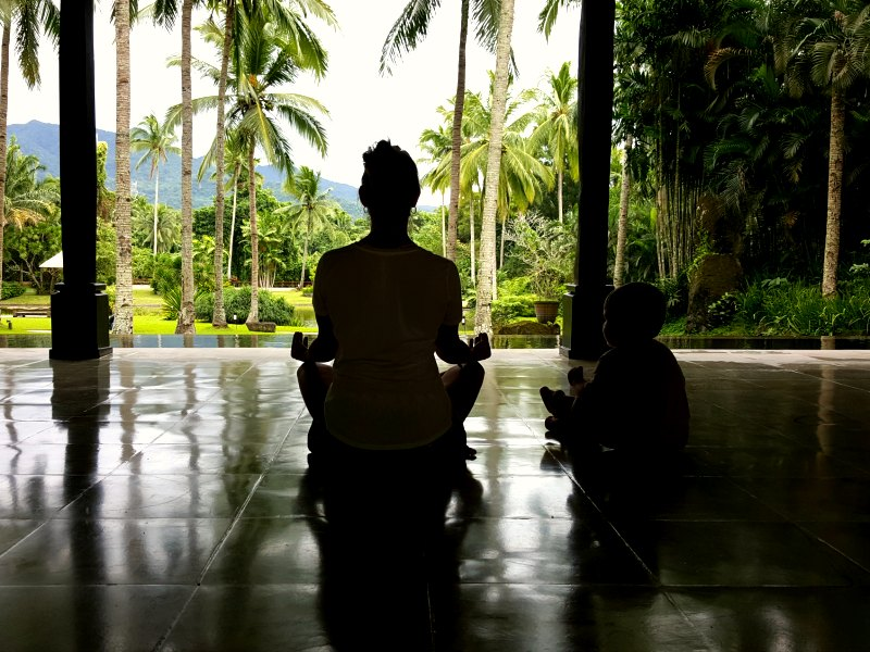 The Farm San Benito yoga